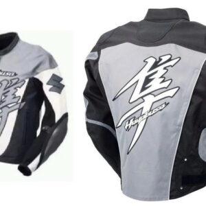 suzuki-hayabusa-motorcycle-leather-racing-grey-jacket