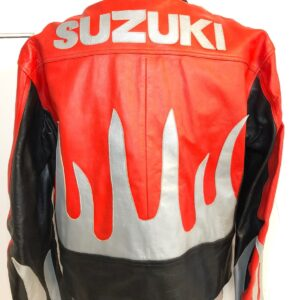 suzuki-red-and-white-motorcycle-jacket-with-flames