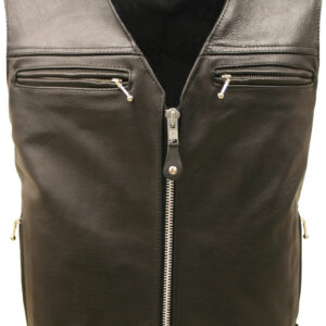 the-elite-biker-leather-vest