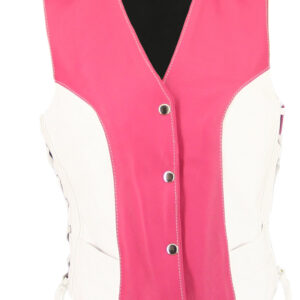 the-hot-pink-white-leather-vest