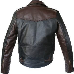 two-tone-d-pocket-horsehide-biker-leather-jacket