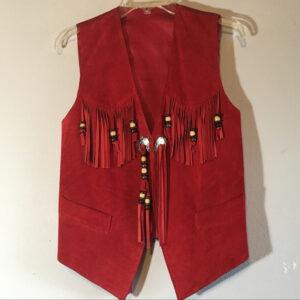 vintage-80s-leather-western-fringe-tassel-embellished-vest