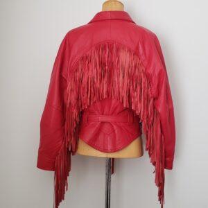 vintage-red-fringe-leather-jacket