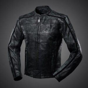 black-color-motorcycle-racing-leather-jacket