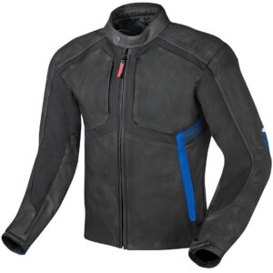 black-and-blue-motorcycle-leather-jacket