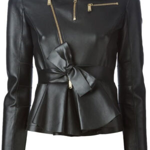 black-peplum-style-biker-leather-jacket-2