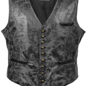 black-victorian-steampunk-gothic-retro-wind-leather-cowboy-vest
