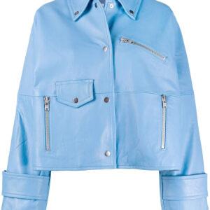 blue-lambskin-oversized-biker-jacket