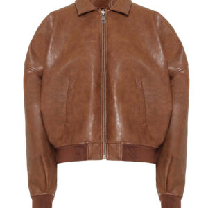 brown-cropped-leather-biker-jacket