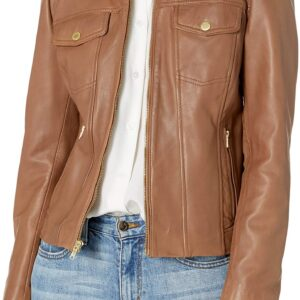 brown-genuine-leather-trucker-jacket