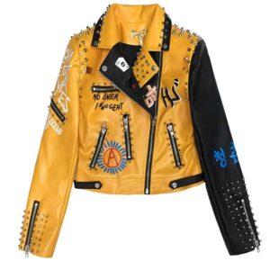 graffiti-punk-style-biker-leather-jacket