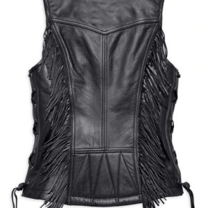 harley-davidson-black-boone-fringed-leather-vest