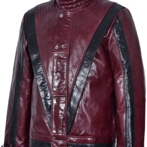 michael-jackson-style-cherry-red-black-leather-biker-fashion-jacket