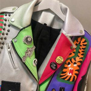 multi-color-graffit-wearable-art-biker-jacket
