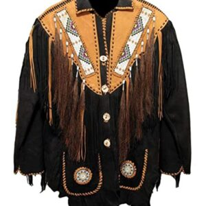 new-stylish-western-cowboy-beaded-real-suede-leather-jacket