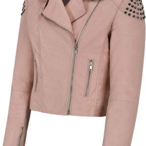 pink-back-skull-studded-biker-leather-jacket