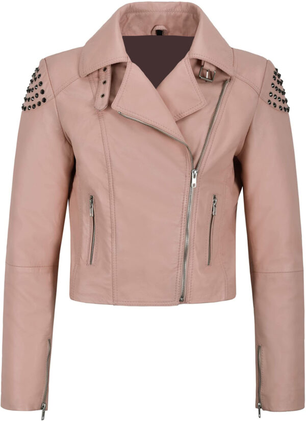 pink-back-skull-studded-biker-leather-jacket