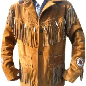 western-cowboy-leather-jacket-beads-fringes-and-bones
