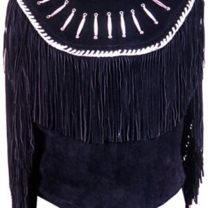 western-native-american-style-black-buckskin-suede-leather-fringes-jacket