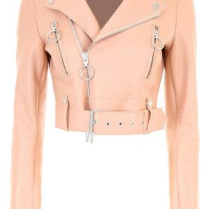 beige-lambskin-leather-biker-jacket