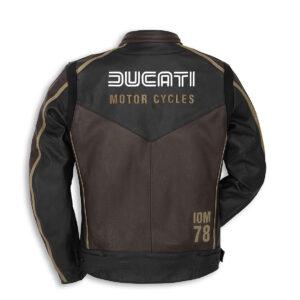 brown-ducati-iom-78-number-racing-jacket