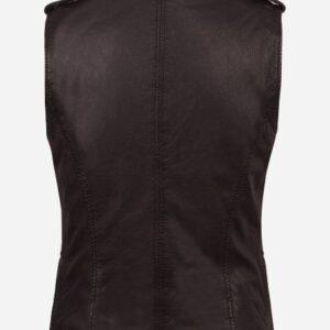 brown-genuine-leather-biker-vest