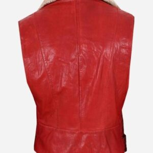 contrast-white-fur-collar-biker-leather-vest