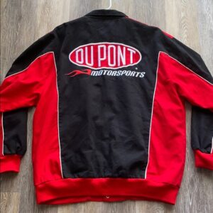 custom-black-and-red-motorcycle-safety-pads-jacket