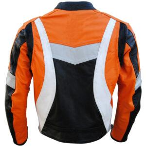 custom-orange-and-white-motorcycle-jacket