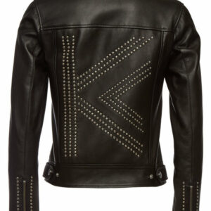 embellished-leather-studded-biker-jacket