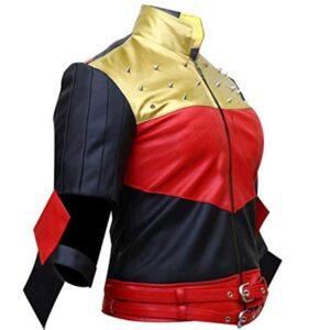 harley-quinn-god-among-us-jacket