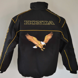 honda-black-gold-motorcycle-jacket