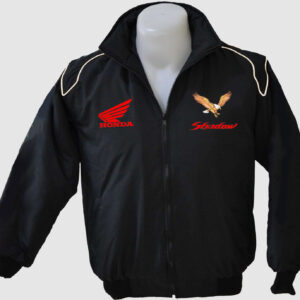 Honda Black Shadow motorcycle jacket