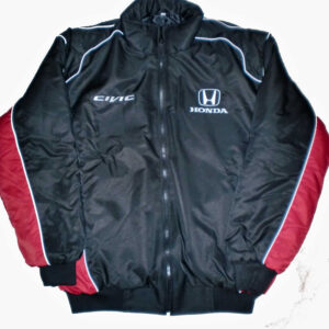honda-civic-red-black-color-racing-motorcycle-jacket