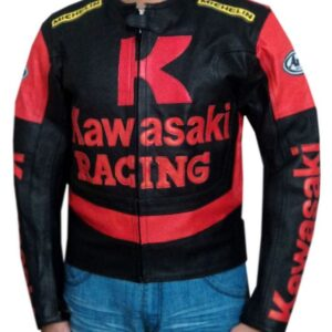 kawasaki-branded-red-and-black-motorbike-leather-jacket