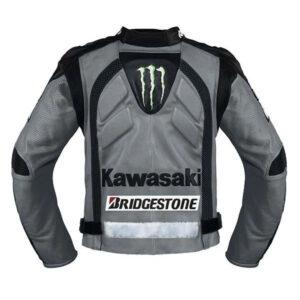kawasaki-gray-motorcycle-safety-pads-jacket-jacket