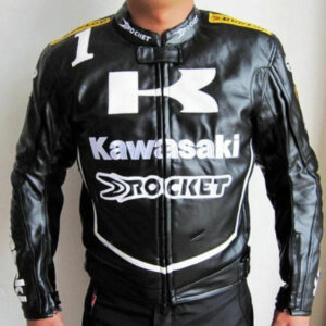 kawasaki-rocket-black-color-motorcycle-racing-jacket