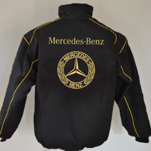 mercedes-benz-black-and-golden-car-wind-breakerjacket
