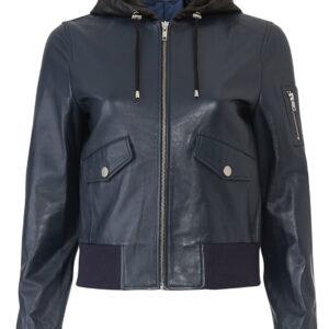 navy-blue-hooded-leather-bomber-jacket