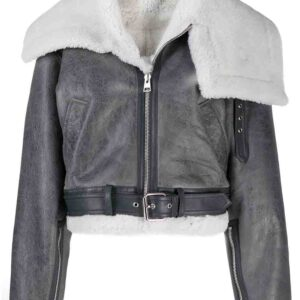 oversized-shearling-fur-leather-cropped-jacket