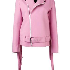 pink-fringe-biker-jacket