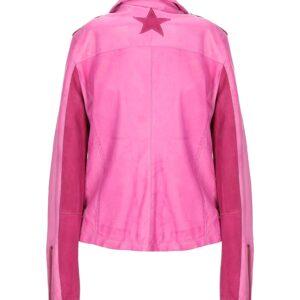 pink-lambskin-leather-biker-jacket