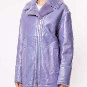 purple-lambskin-fur-leather-biker-coat