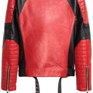 red-quilted-biker-leather-jacket