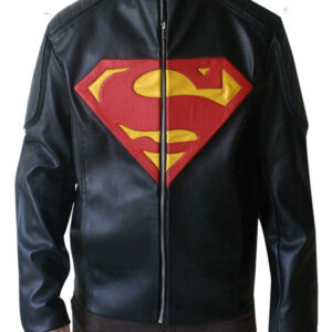 superman-clark-kent-black-leather-jacket