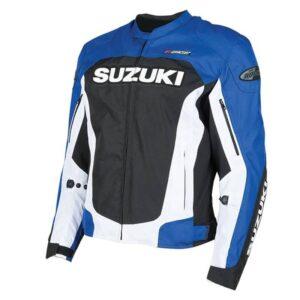 suzuki-blue-and-white-motorcycle-leather-jacket