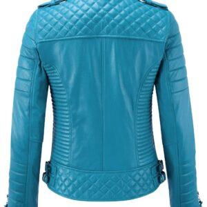 turquoise-blue-genuine-leather-biker-jacket