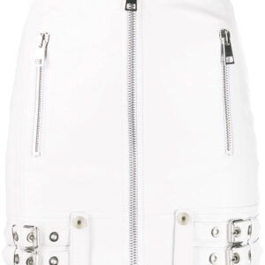 white-leather-buckle-detail-biker-skirt
