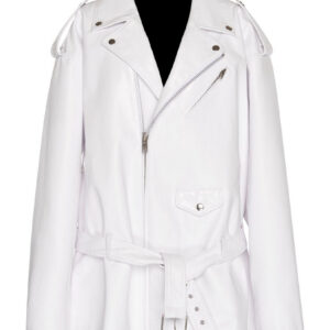 white-oversized-leather-biker-jacket