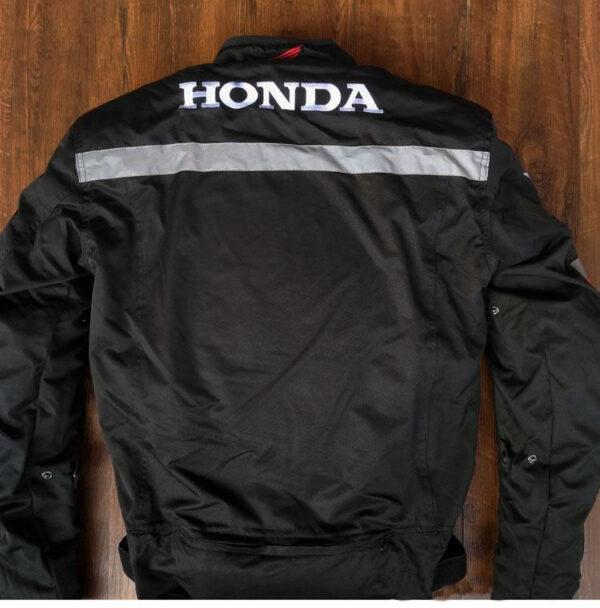 Custom-Honda-Black-And-Red-motorcycle-racing-jacket